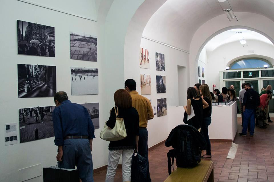 """Rom, Sommer 2014, Ausstellung """"Urban Portraits"""""""